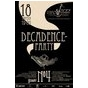 «Decadence-party №4» з гуртом «Прощай, Декаданс!»