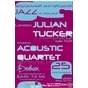 Acoustic Quartet (Харькiв) & Julian Tucker (London)